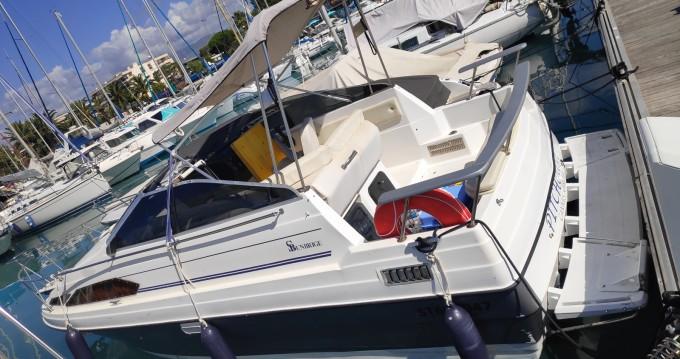 Alquiler Lancha en Nice - Bayliner SUN BRIDGE 2455