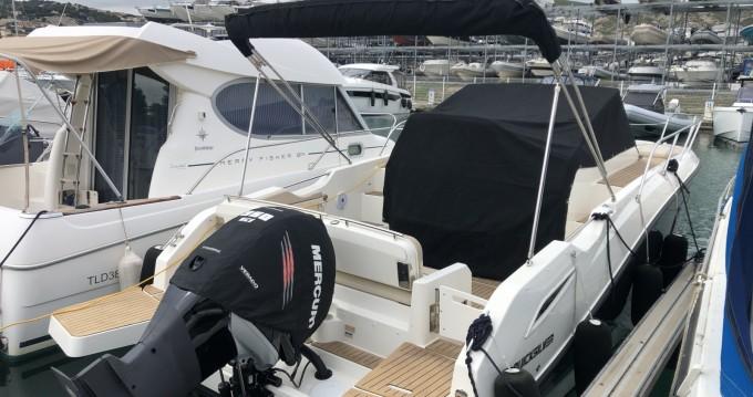 Alquiler de barcos Marseille barato de Activ 875 Sundeck