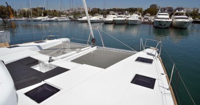 Alquiler de yate Marina di Portorosa - Lagoon Lagoon 52 en SamBoat