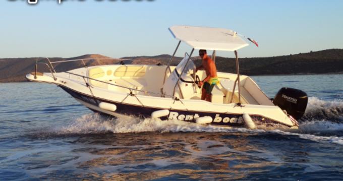 Alquiler de barcos Peroj barato de 580cc