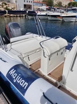 Nautica Cab DORADO 7,5 entre particulares y profesional Marseille