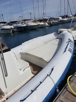 Alquiler de yate Marseille - Nautica Cab DORADO 7,5 en SamBoat