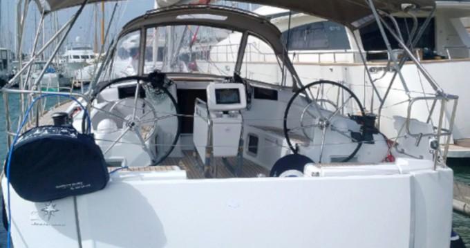 Alquiler de barcos San Vincenzo barato de Sun Odyssey 449