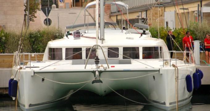 Alquiler de barcos San Vincenzo barato de Lagoon 440