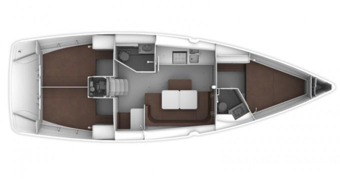 Alquiler de barcos San Vincenzo barato de Cruiser 41