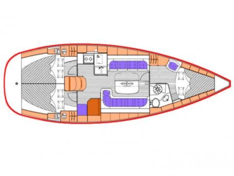Alquiler Velero en San Vincenzo - Bavaria Bavaria 37 Cruiser