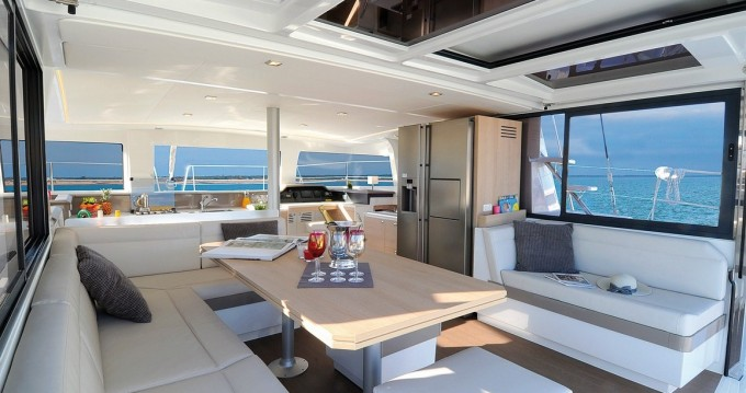 Alquiler de yate Capo d'Orlando - Bali Catamarans Bali 4.3 en SamBoat