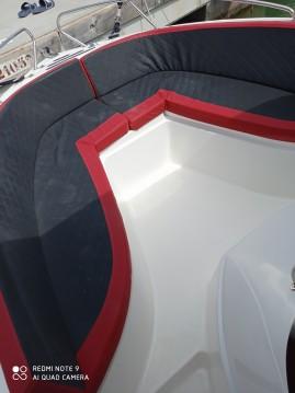 Alquiler Lancha Barracuda con título de navegación