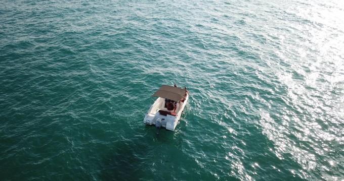 Alquiler de yate Garraf - Barracuda okis boats en SamBoat