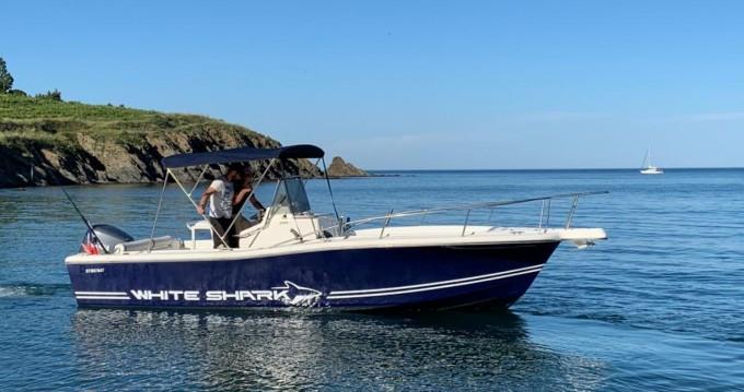 Alquiler Lancha en Argelès-sur-Mer - Kelt WHITE SHARK 225