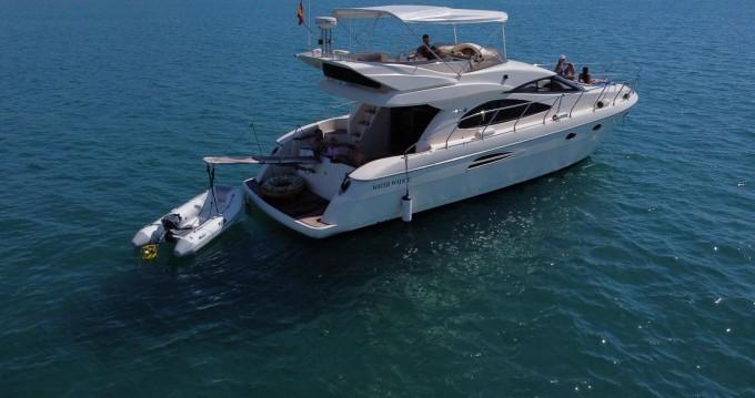 Alquiler de yate Cullera - Astondoa Astondoa 46 en SamBoat