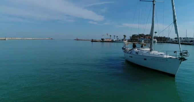 Alquiler de Bénéteau Oceanis 411 Clipper en Dénia