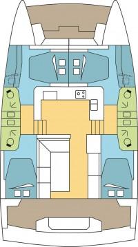 Catamarán para alquilar Trogir al mejor precio