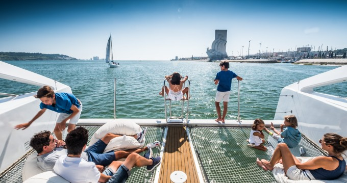 Nautiber Cat19 - Seagull entre particulares y profesional Lisbon