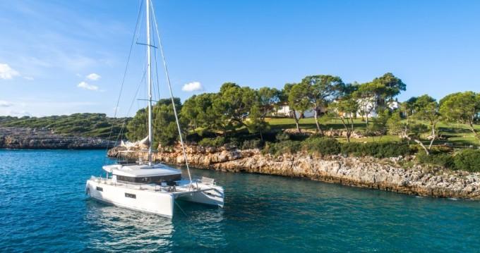 Alquiler Catamarán en Donji Seget - Lagoon Lagoon 52