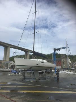Alquiler de barcos Bénéteau First Class Europe enPléneuf-Val-André en Samboat
