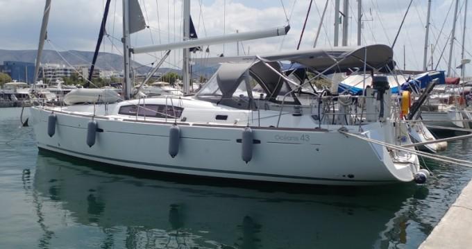 Alquiler de barcos Bénéteau Oceanis 43 enElefsína en Samboat