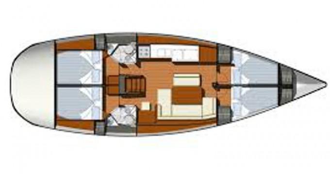 Alquiler Velero en Marmaris - Jeanneau Sun Odyssey 44i