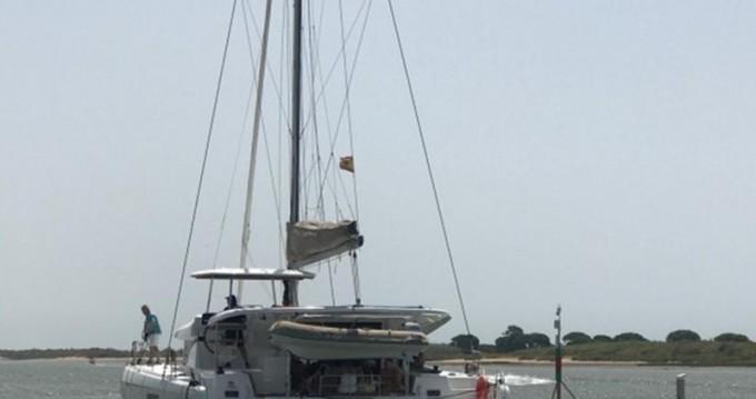 Alquiler Catamarán en El Rompido - Lagoon Lagoon 42