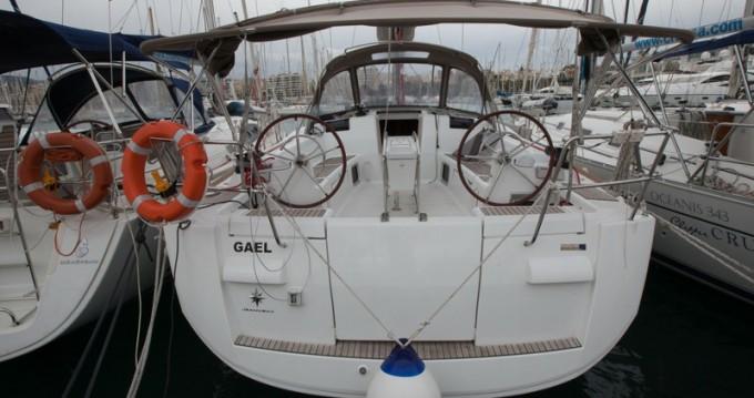 Alquiler de barcos San Miguel De Abona barato de Sun Odyssey 439