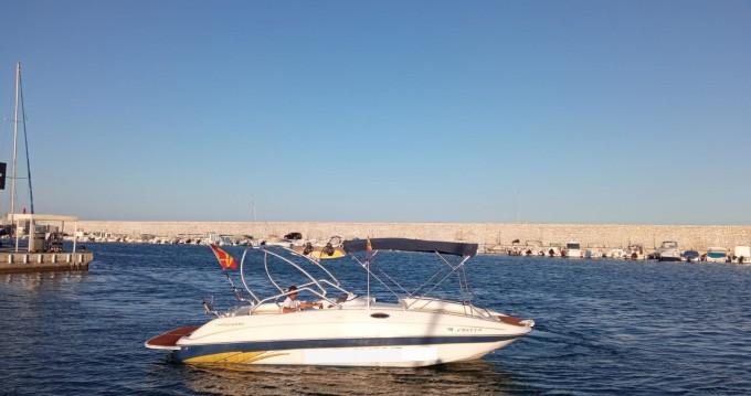 Alquiler de barcos Fuengirola barato de Explorer 240