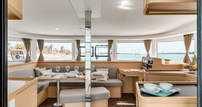Alquiler Catamarán en Gouviá - Lagoon Lagoon 42