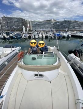 Alquiler de barcos Le Havre barato de Cap Camarat 625 WA