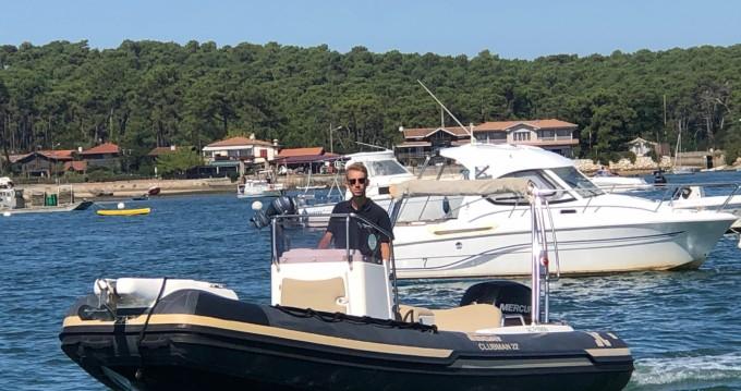 Alquiler Neumática en Lège-Cap-Ferret - Joker Boat Clubman 22