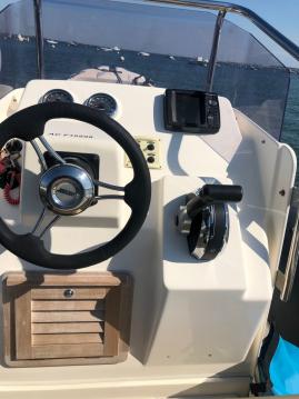 Alquiler de barcos Lège-Cap-Ferret barato de Clubman 22