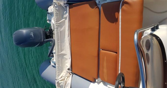 Alquiler de barcos Silver-Marine phoenix enPorto-Vecchio en Samboat