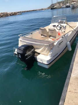 Alquiler de barcos Quicksilver Activ 535 Open enMarseille en Samboat
