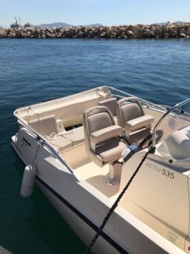 Alquiler de yate Marseille - Quicksilver Activ 535 Open en SamBoat