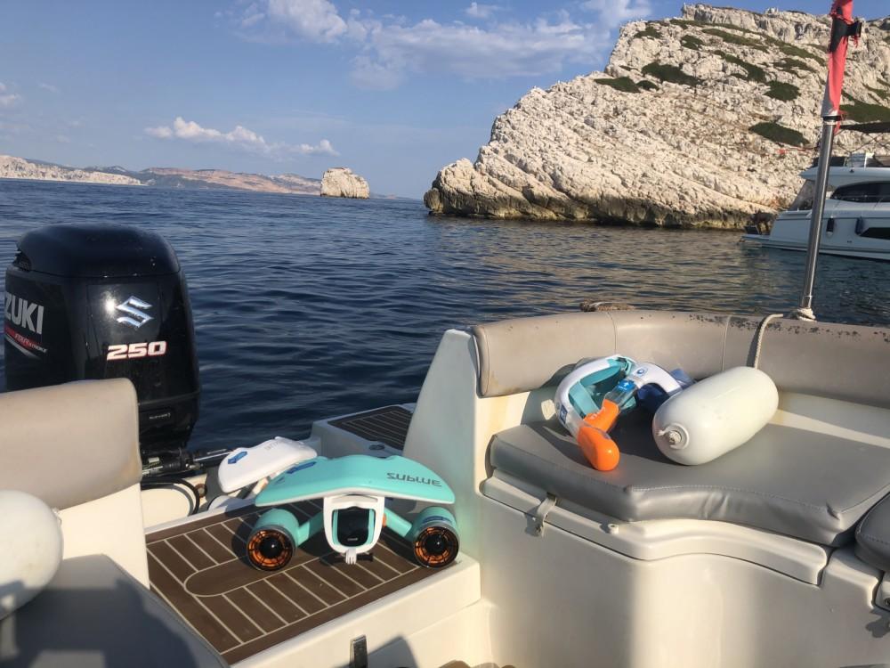 Alquiler de barcos Marsella barato de 750 day