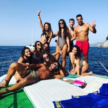 Lancha para alquilar Capri al mejor precio