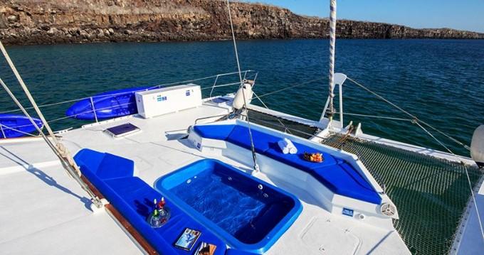 Alquiler Catamarán Nemo con título de navegación