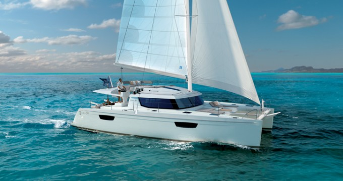Fountaine Pajot Saba 50 entre particulares y profesional Donji Seget