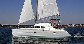 Alquiler de Catamarán, con o sin patrón Lagoon Eden Island