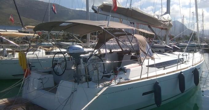 Alquiler de barcos Jeanneau Sun Odyssey 449 enKaštel Gomilica en Samboat