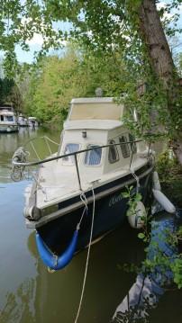 Alquiler Lancha Kitoune con título de navegación