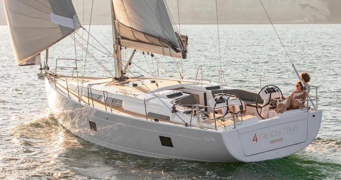 Alquiler de barcos Pula barato de Hanse 458