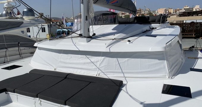 Alquiler de barcos Fountaine Pajot Elba 45 enAtenas en Samboat