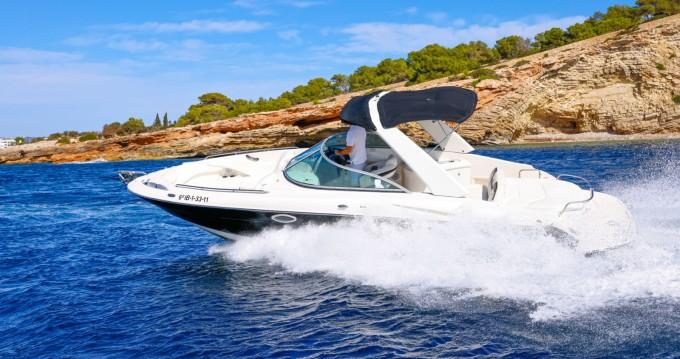 Alquiler de Lancha, con o sin patrón Monterey Ibiza (Ciudad)