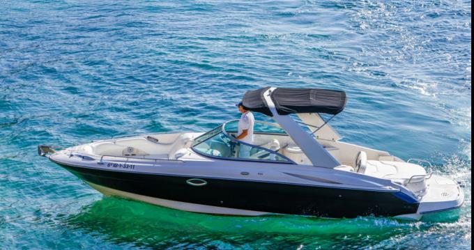 Alquiler de yate Ibiza (Ciudad) - Monterey 278 SS en SamBoat