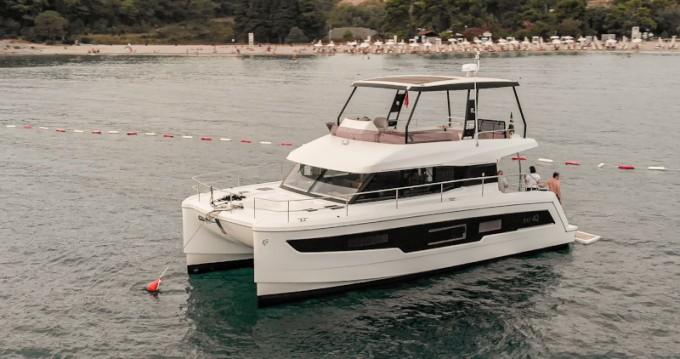 Alquiler de barcos Tivat barato de MY 40
