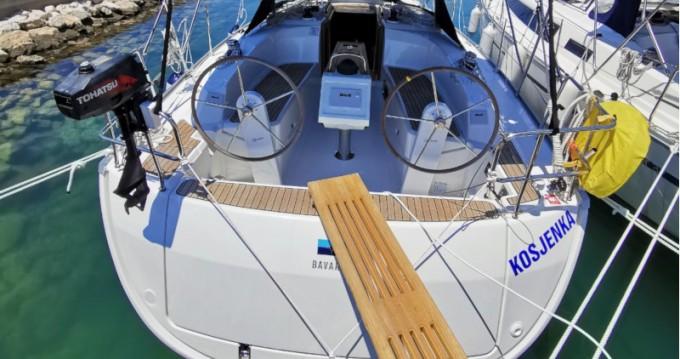 Alquiler de Bavaria Cruiser 34 en Sukošan