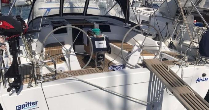 Alquiler de barcos Pirovac barato de Hanse 385