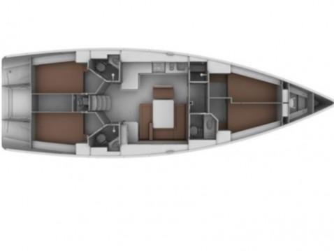 Alquiler de barcos Bavaria Cruiser 45 enSukošan en Samboat