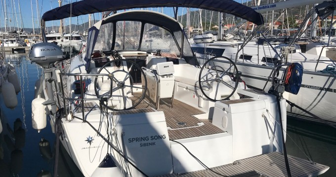 Alquiler Velero en  - Jeanneau Sun Odyssey 449 owner version