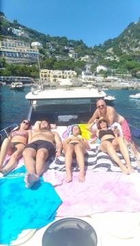 Alquiler de yate Sorrento - Sorrentino Gozzo Futura 38' Cabin en SamBoat