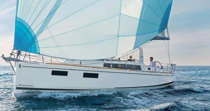 Alquiler Velero en Ionian Islands - Bénéteau Oceanis 381